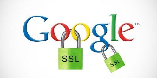 Google kiest voor Safety First: installeer daarom een SSL-certificaat