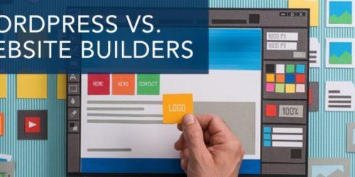 Websitebuilder of WordPress: de kosten op een rij