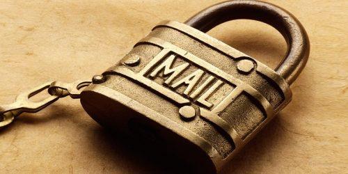 Voor altijd de jouwe: e-mail van Gmail