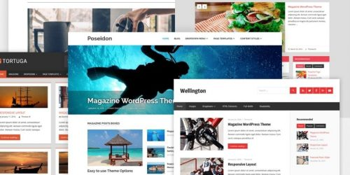 Wat is een WordPress thema?